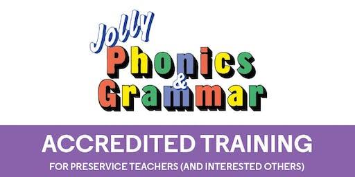 Jolly Phonics & Jolly Grammar Training