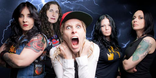 Brother Scoo Presents: Hell's Belles w/ Special Guests