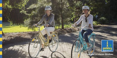 Mt Coot-tha Botanic Gardens and West End Markets cycling tour