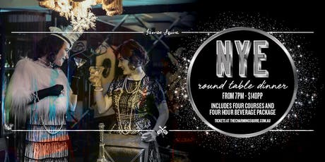 New Year's Eve at The Charming Squire tickets