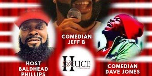 Grown Folks Comedy