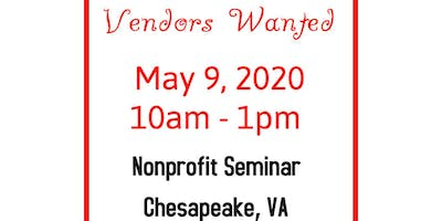 Vendors Wanted - Chesapeake VA