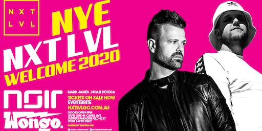 NXT LVL NYE  : Welcome 2020