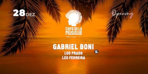 Opening - Gabriel Boni
