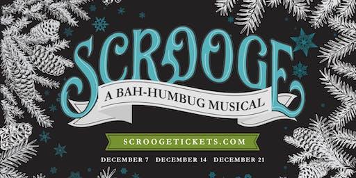 Scrooge! A Bah-Humbug Musical