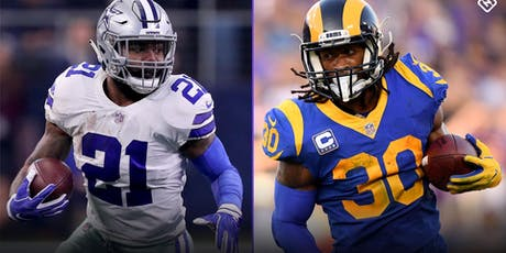 Ultimate Fan Experience: Dallas Cowboys vs Los Angeles Rams tickets