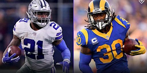 Ultimate Fan Experience: Dallas Cowboys vs Los Angeles Rams