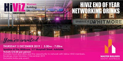 HiViZ End of Year Networking Drinks