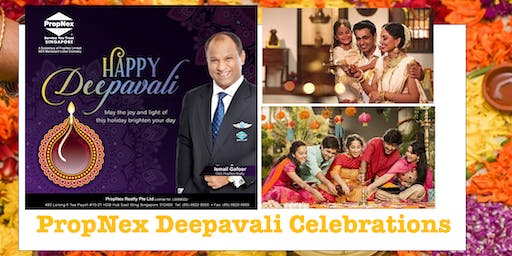 PropNex Deepavali Celebration Night