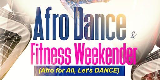 Afro Dance & Fitness Weekender