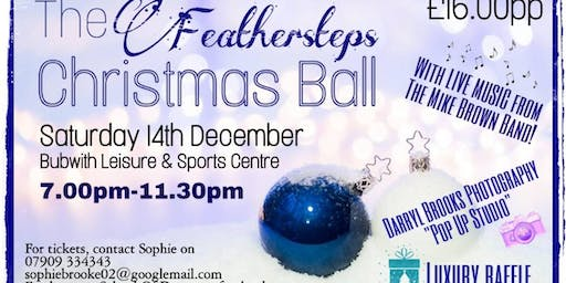 The Feathersteps Christmas Ball
