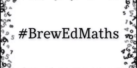 #BrewEdMaths tickets