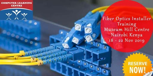 Fibre Optics Installer Training