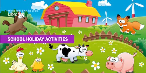Old MacDonald's Farm (3-6yrs) - Redcliffe Library