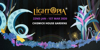 Lightopia Festival London