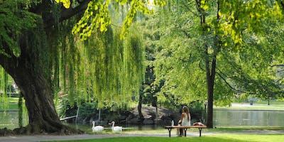 Language WALKshop: Italian... in the Botanic Gardens