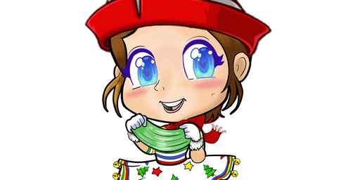 Poki's Christmas Slime Fest- Slime vendors-Family Fun!