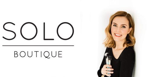 How to 'Festive Sparkle' with Sasha @ Solo