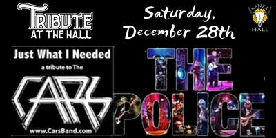 Tribute at The Hall presents Cars/The Police