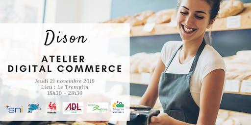 Dison | Atelier Digital Commerce