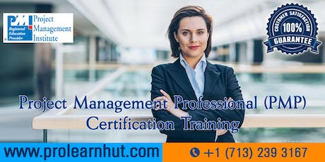 PMP Certification | Project Management Certification| PMP Training in El Paso, TX | ProLearnHut tickets