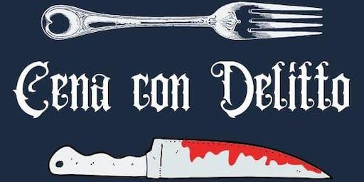 Cena con Delitto - Raccolta Fondi Centro Aliante