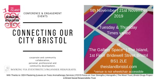 Connecting Our City Bristol | sharing stories of community action successes