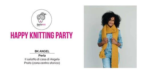 Knitting Party - Sally Scarf - PRATO