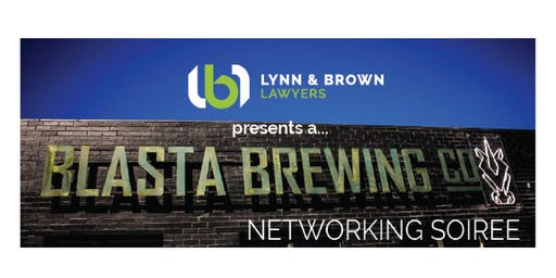 Lynn & Brown Lawyers Networking Soiree