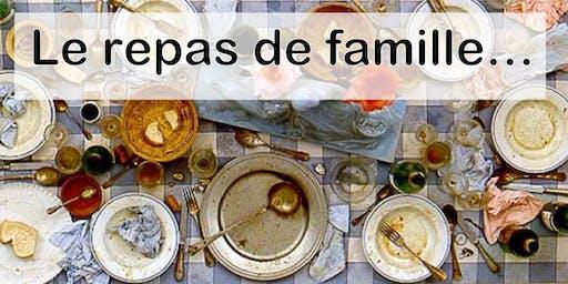 Le repas de famille... et si on en parlait ensemble ?