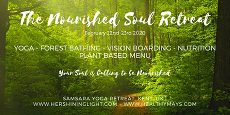 The Nourished Soul Retreat tickets