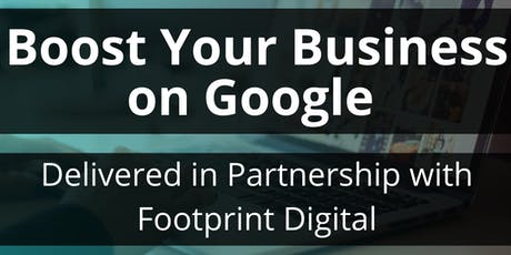 Boost Your Business on Google tickets