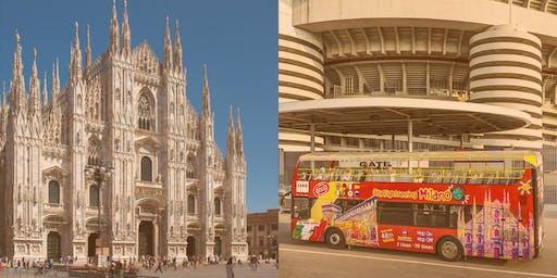 Sightseeing tour Around Milan with Cloudator