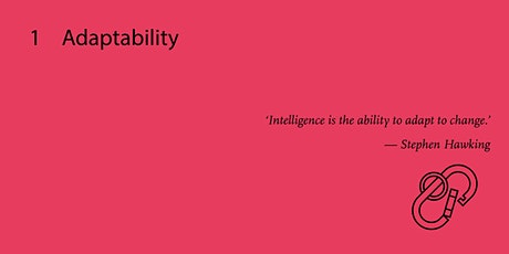 Adaptability - Professional Workshop tickets