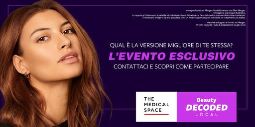 Beauty Decoded: scopri la Medicina Estetica Personalizzata
