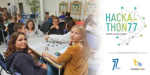 Hackathon 77 - Inventer le collège de demain