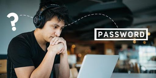 Word je eigen wachtwoord!
