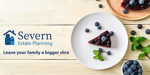 Leave Your Family A Bigger Slice - Cheltenham