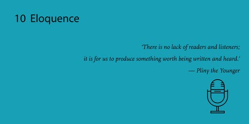 Eloquence - Professional Workshop