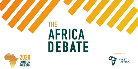 The Africa Debate 2020 tickets
