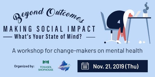 Making Social Impact: What's Your State of Mind?