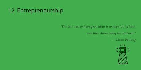 Entrepreneurship - Professional Workshop tickets