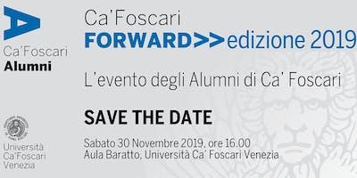Ca' Foscari Forward 2019