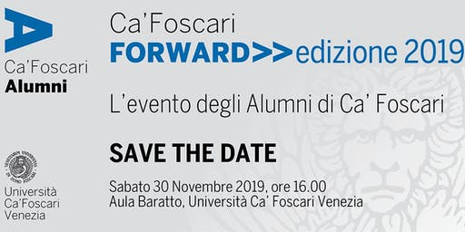 Ca' Foscari Forward 2019