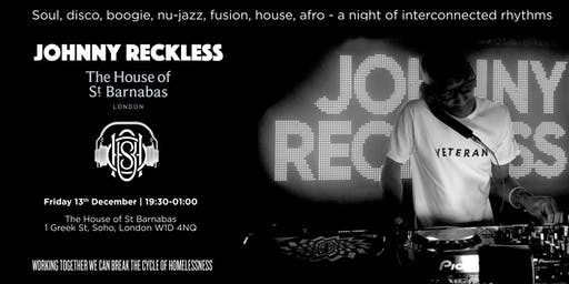 Friday House Party   DJ Johnny Reckless