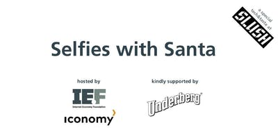 Selfies with Santa | Special tech&taste @ Slush 2019