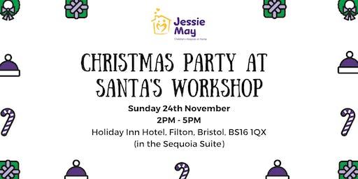 Christmas Party at Santa's Workshop