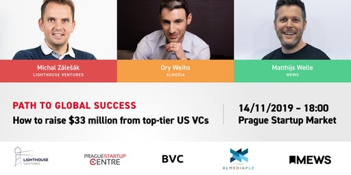 Path to A Global Success: How to raise $33 million from top-tier US VCs