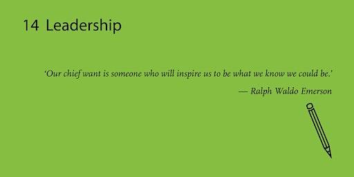 Leadership - Professional Workshop