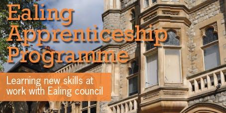 Ealing Council Apprenticeships Open Evening